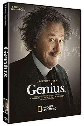 Genius - Einstein [DVD] (DVD)