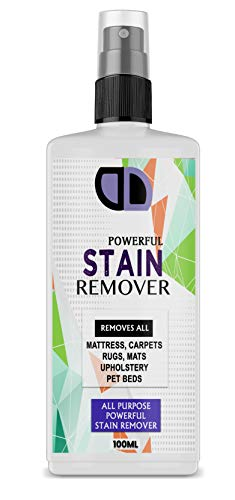 Mats Carpets Stain Remover Urine Vomit Blood Pet Faeces Bed Wee Cleaner 100ml Spray