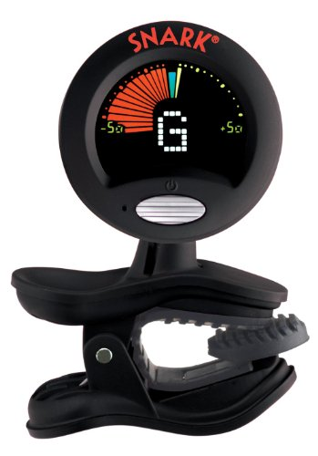 Snark SN6 Clip-On Ukulele Tuner (Black)