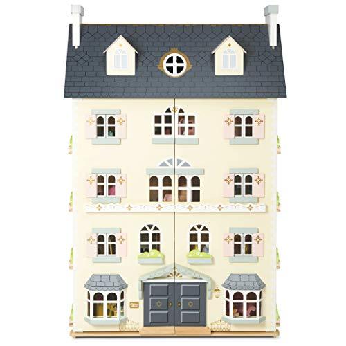 パレスハウス Palace Doll House ドールハウス 木製 大型 4階建て 屋根裏付き【日本正規品】