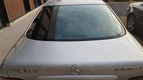 Solarplexius Sonnenschutz Autosonnenschutz Scheibentönung Sonnenschutzfolie Mercedes CLK C208 Bj. 1997-02
