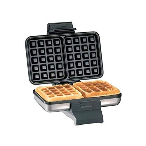 LIUCHANG The Mini Waffle Maker Machine Non-Stick para Waffles Individuales, Desayuno y almuerzos para familias/Amigos liuchang20