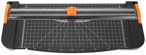 Tragbare Kunststoff A4 Präzisionspapierschneider Foto Trimmer DIY Scrapbook Cut Werkzeuge Schneidematte Brett Home Office-Material (Farbe: 1) (Farbe: 1) 8bayfa (Color : 1)
