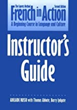 French in Action/Instructor's Guide by Pierre Capretz (1994-08-31)