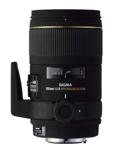 Sigma 150mm F2,8 EX APO DG Makro HSM Objektiv (72mm Filtergewinde) für Canon