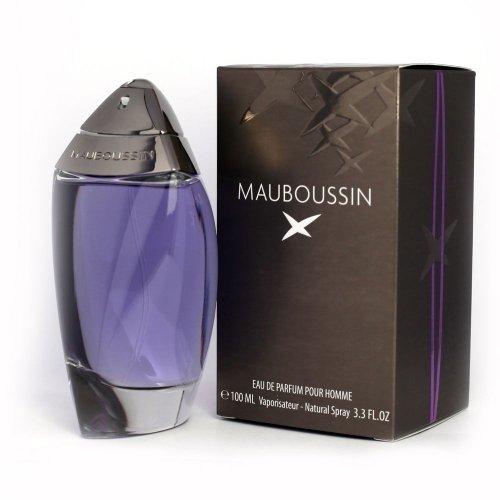 Mauboussin di profumo per uomo Mauboussin Eau de Parfum per uomo, colore: nero