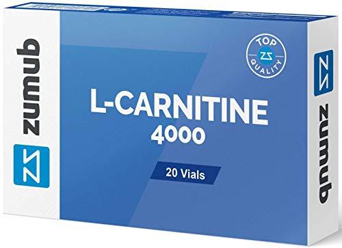 L-Carnitine 4000 20 fiale