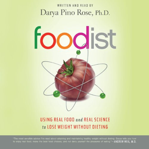 Foodist audiobook cover art