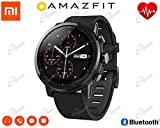 AMAZFIT Stratos 2 Smartwatch, 5 ATM Impermeabile Sports Orologio Fitness Intelligente con 2.5D Display Multi-Sports Funzione GPS...