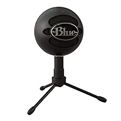 Blue Snowball iCE USB Microphone - Best Podcast Microphones