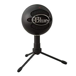 Blue 988-000067 Snowball iCE Condenser Microphone, Cardioid - Black (B014PYGTUQ) | Amazon price tracker / tracking, Amazon price history charts, Amazon price watches, Amazon price drop alerts