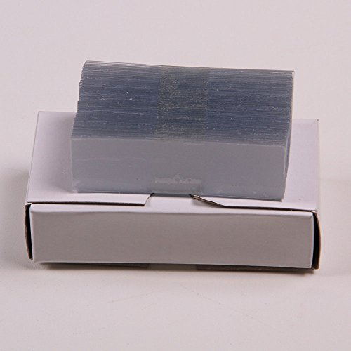 Microscope Slides and Cover Slips, Set of 72