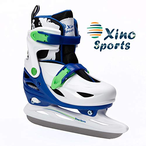 Boys Adjustable Ice Skates