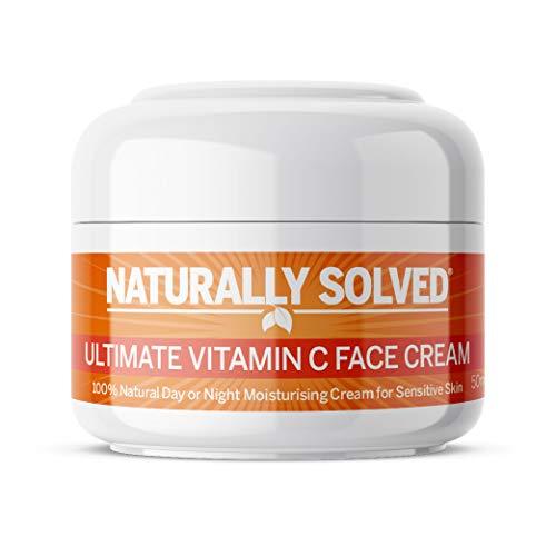 Crema Facial Vitamina y Mineral
