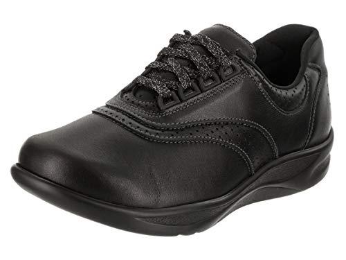 SAS Women's, Walk Easy Walking Shoe Black 9 M