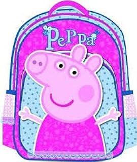 MOCHILA PEPPA PIG 27X31X10 CMS