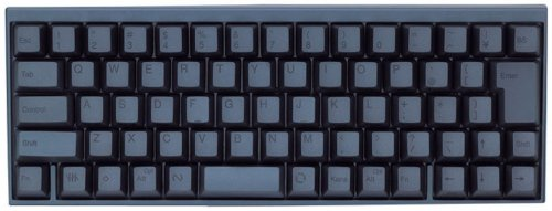 PFU Happy Hacking Keyboard Professional JP 日本語配列 墨 USBキーボード 静電容量無接点 Nキーロールオーバー ブラック PD-KB420B