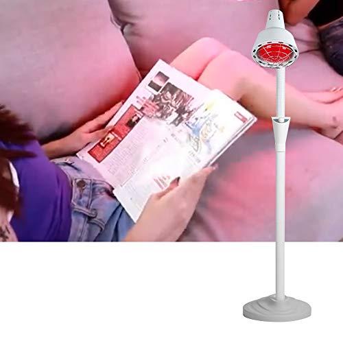 Schoonheidsverzorging 275 W infrarood licht verwarming staande lamp voor therapie spierpijn schoonheidsverzorging warmteregulering Gebruik: