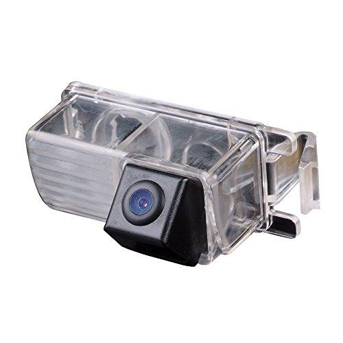 Greatek Vue Arrière de Voiture de Vision Camera de Recul Auto Voiture étanche pour Tiida Hatchback Livina Skyline R35 GTR 250GT Fairlady 350Z 370Z CUBE Geniss