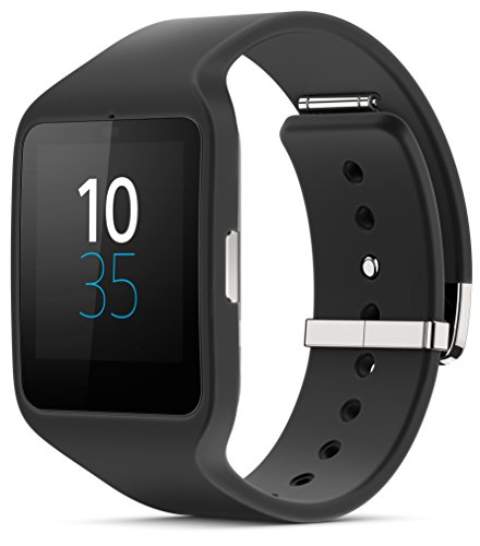 Sony SWR50 Smartwatch 3, Display Transflettivo da...