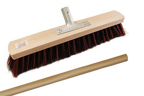 Arenga–Cepillo barrendero con mango plana–60cm–Con O Sin Mango disponible MIT Stiel