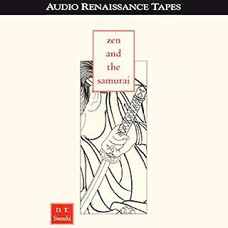 Zen and the Samurai audiobook cover art