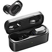 Wireless Earbuds Active Noise Cancelling, EarFun Free Pro 4 Mics Bluetooth 5.2 Earbuds with ANC Transparent Mode, 32H Play Time USB-C Wireless Charging,Touch Control, IPX5 Waterproof