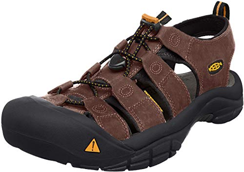 Keen Europe Outdoor BV Keen NEWPORT 1001870-BISN, Herren Outdoor Sandalen, Braun (Bison), EU 41 (US 8.5)