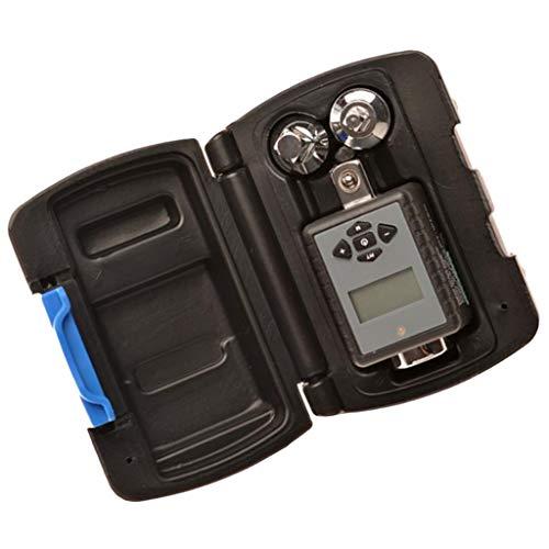 LOVIVER Hochwertiger Digitaler Drehmoment Adapter Knarre Ratsch - 10-200Nm mit Adapter