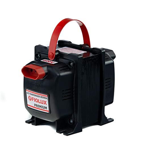 Auto Transformador de Voltagem 3000va Automático Bivolt 110v / 220v ou 220v / 110v Fiolux Premium