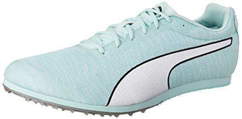 Puma Evospeed Star 6, Zapatillas de Atletismo para Hombre, Azul (Fair Aqua White), 43 EU