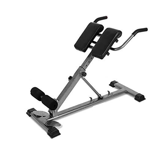 Hyperextensiebank, Romeinse stoel Buikspieren, Opbouwspieren, Eenvoudig vouwsysteem, opvouwbare Hyperextensie, in hoogte verstelbaar,2