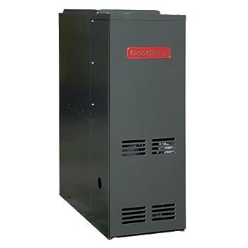 Goodman 80 000 BTU 80% AFUE Downflow Gas Furnace GDS80804BN - With LP Conversion Kit