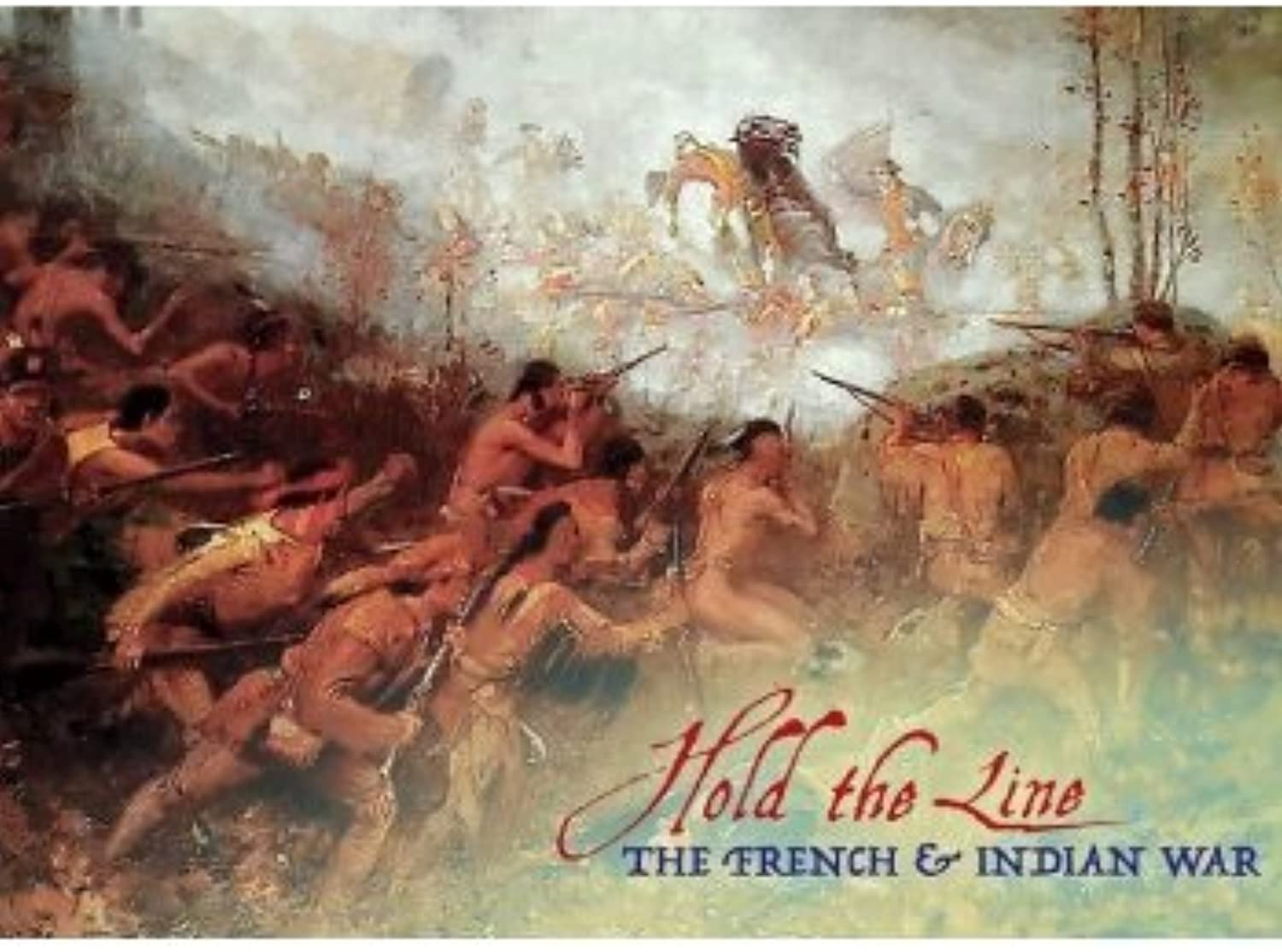 Hold the Line  French and Indian War Expansion - EN B01MSD7CXQ Lebhaft | Sale Online Shop