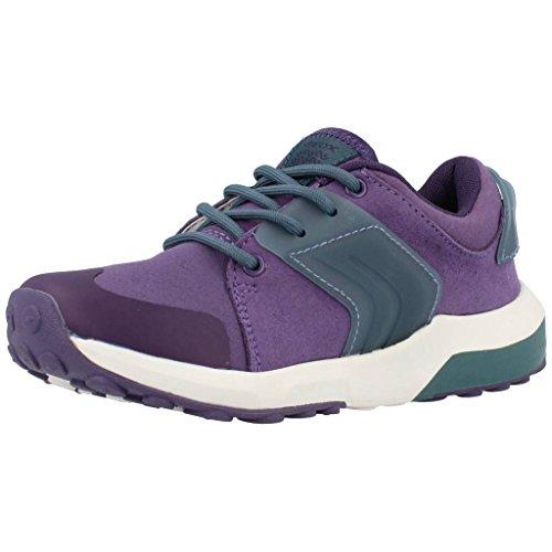 Laufschuhe M�dchen, color Violett , marca GEOX, modelo Laufschuhe M�dchen GEOX J ASTEROID G.B Violett