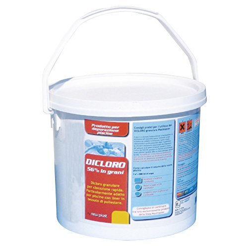 New Plast 3012 dicloro en Grains à Action Rapide, fustino 5 kg