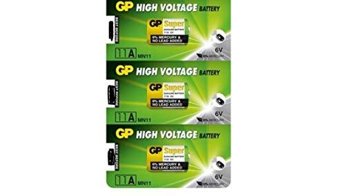 Gardner V2 ATTx/ATTs Extra Transmitter Batteries (pack of 3) - Carp Fishing