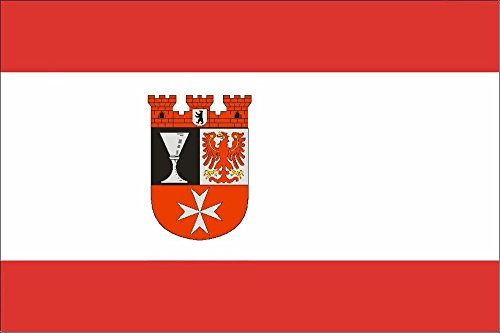 U24 Fahne Flagge Berlin Neukölln 90 x 150 cm