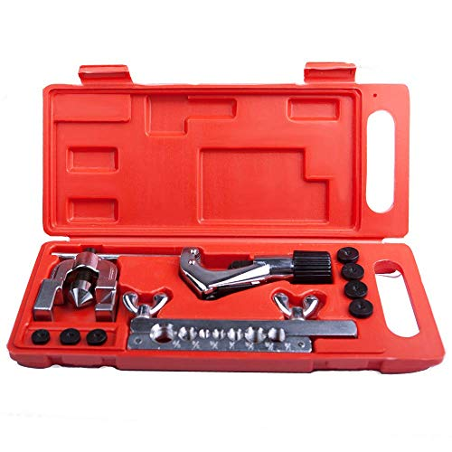 Wostore Double Flaring Tool Kit