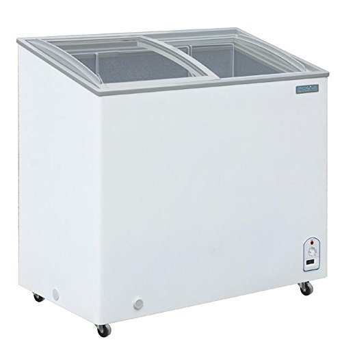 Polar G-Series Display Chest Freezer 200Ltr