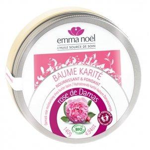 Emma Noël Baume Karité Rose de Damas Bio 1 Unité