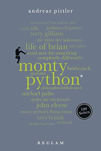 Monty Python. 100 Seiten: Reclam 100 Seiten