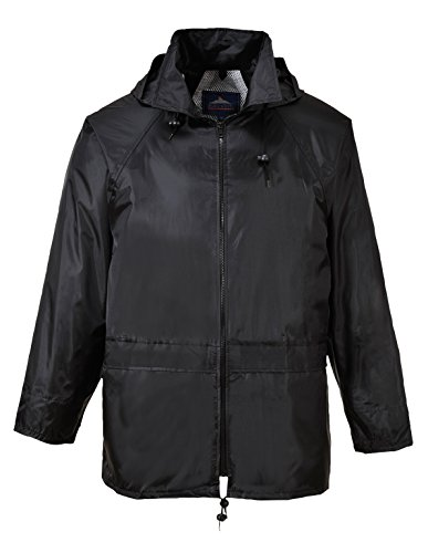 Portwest Men's Classic Rain Jacket (S440)