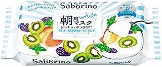 【サボリーノ】朝用シートマスク 目ざまシート フレッシュ果実のホワイトタイプ 28枚入り×2個セット