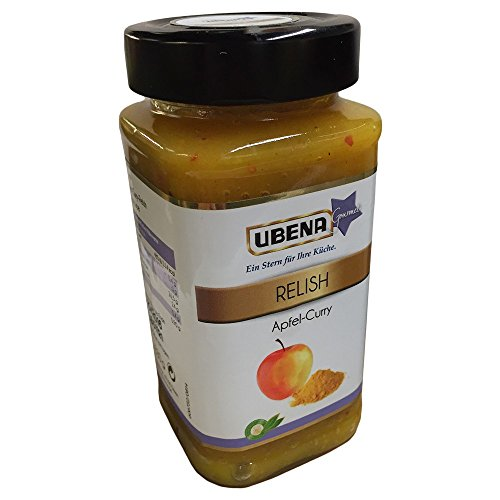 Ubena Relish Apfel Curry 330 g