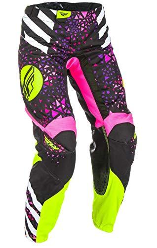 Fly Racing Girls Cross Hose Kinetic Pink Gr. 32