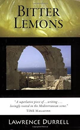 Bitter Lemons by Lawrence Durrell(2009-01-05)