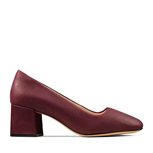 Clarks Sheer Rose, Zapatos de Tacón para Mujer
