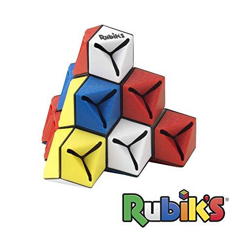 Rubik´s- Rubiks Triamid Pirámide Triangular, Color (Goliath 72159)