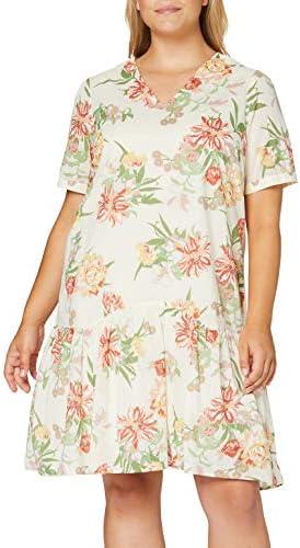丹麦女装品牌 Pieces纯棉印花连衣裙